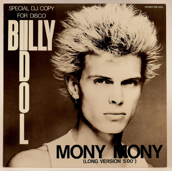 Mony Mony by Billy Idol (F#)