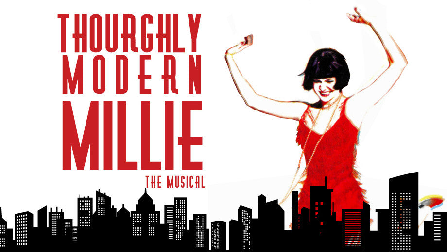 Not For The Life Of Me (Tag) from Thoroughly Modern Millie (Complete Show Available)