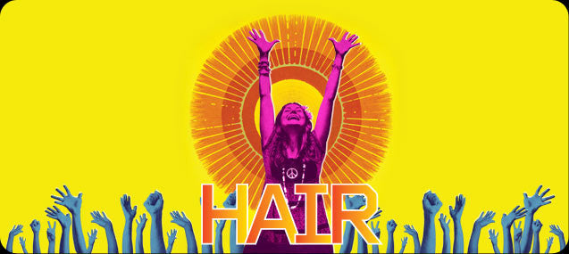 Hair Song from Hair Musical (Cm)