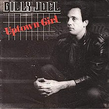 Uptown Girl (5 semitones higher) by Billy Joel (A)