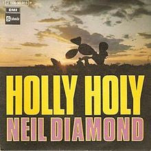 Holly Holy by Neil Diamond (Eb)