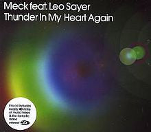I Feel Thunder In My Heart by Meck ft. Leo Sayer (Dm)