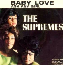 Baby Love by The Supremes (Eb)