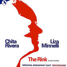 Wallflower from the Rink Musical by Chita Rivera and Liza Minnelli (Ab)