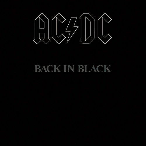 Back In Black by AC/DC (E)