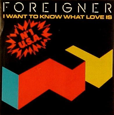 I Wanna Know What Love Is (Alt version) by Foreigner (Ebm)