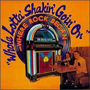 Whole Lotta Shakin' Going On Music Design Version (Ab), Archive Track - Music Design