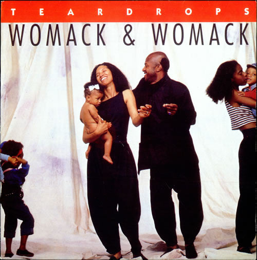 Teardrops by Womack And Womack (Ebm)