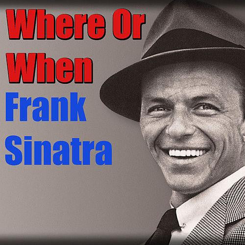 Where Or When by Frank Sinatra (Eb), Backing Track - Music Design