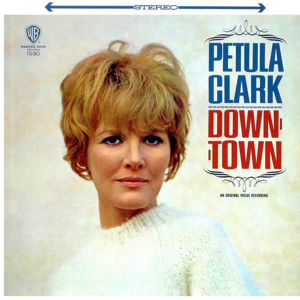 Downtown by Petula Clark (D)