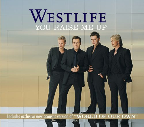 You Raise Me Up by Westlife (Eb), Backing Track - Music Design