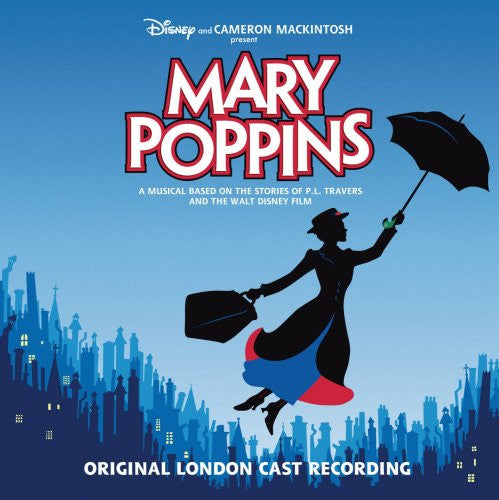 Practically Perfect from Mary Poppins (The Musical) (D)