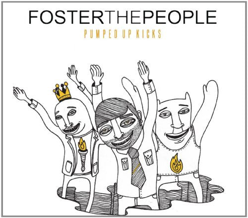 Pumped Up Kicks by Foster The People (Eb)