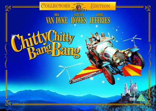 Chitty Chitty Bang Bang Theme Song (E)