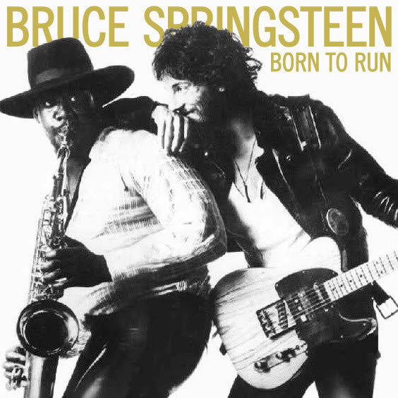 Born To Run by Bruce Springsteen (Bb)