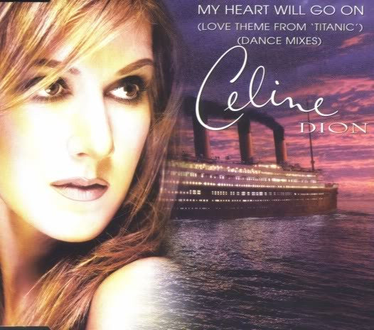 My Heart Will Go On (Dance Mix) by Celine Dion (F#)