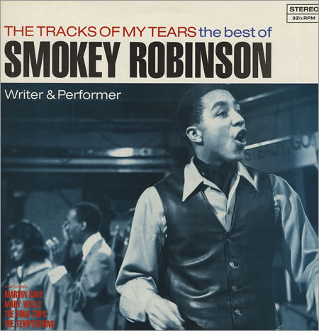 Tracks Of My Tears by Smokey Robinson (C)