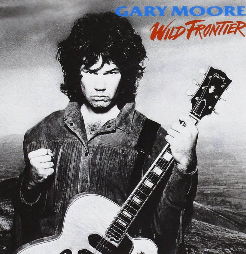 Wild Frontier by Gary Moore (Bbm), Backing Track - Music Design