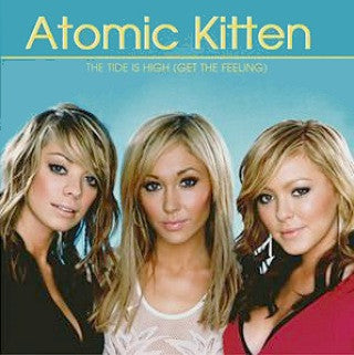 The Tide Is High by Atomic Kitten (Bb)