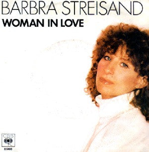 Woman In Love by Barabra Streisand (Em), Archive Track - Music Design