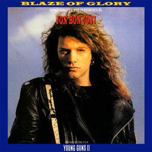 Blaze Of Glory by Bon Jovi (Dm)