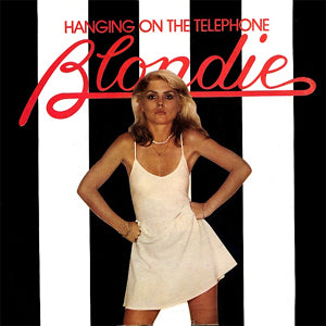 Hanging On The Telephone by Blondie (C#m), Backing Track - Music Design