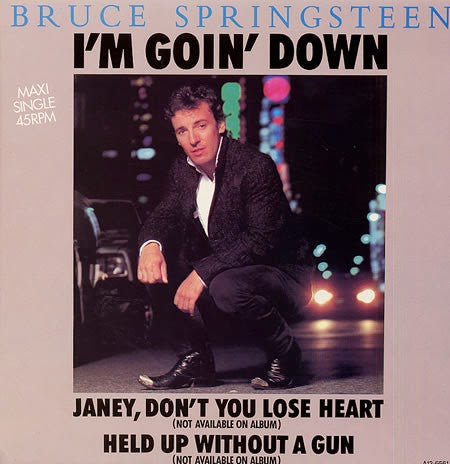 I'm Going Down by Bruce Springsteen (F#)