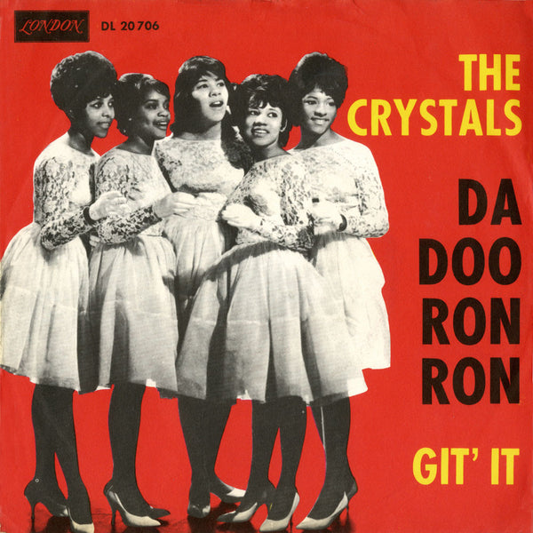 Da Doo Ron Ron by The Crystals (Eb)