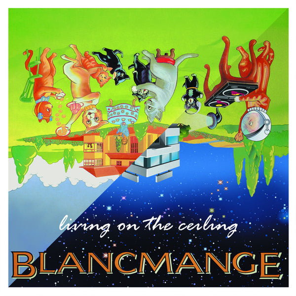 Living On The Ceiling by Blancmange (Bm)