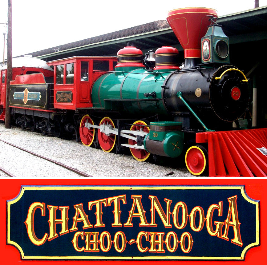 Chatanooga Choo Choo by Music Design Big Band (C)