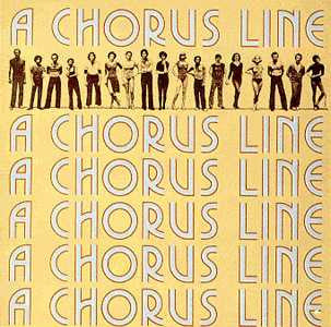 I Can Do That from Chorus Line (Bb)