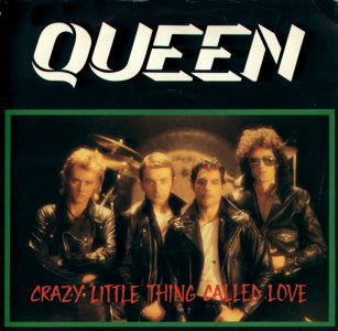 Crazy Little Thing Called Love by Queen (D)
