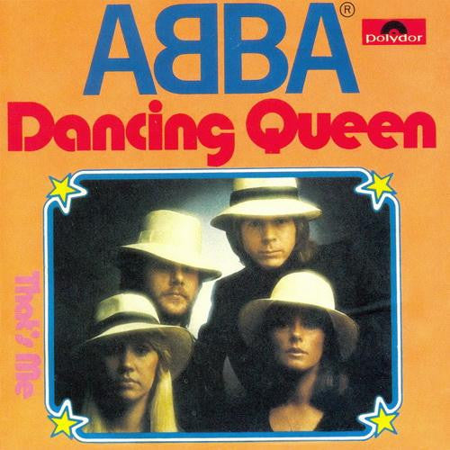 Dancing Queen (with extended intro) by Abba (A)
