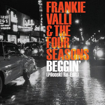 Beggin' by Frankie Valli And The Four Seasons (F#)