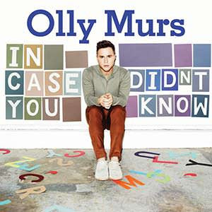 I Need You Now by Olly Murs (Bb)