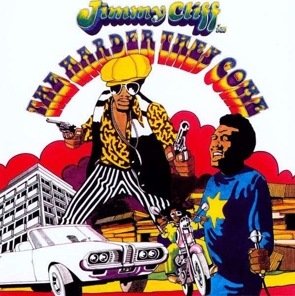 The Harder They Come by Jimmy Cliff (Db)