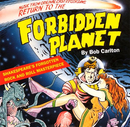 Hey Mr Spaceman from Return to the Forbidden Planet (D)