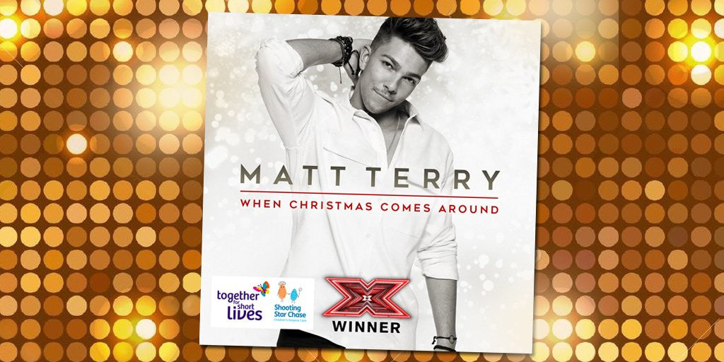 When Christmas Comes Around by Matt Terry (X Factor Winner 2016) (Bb)