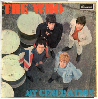 My Generation by The Who (G)
