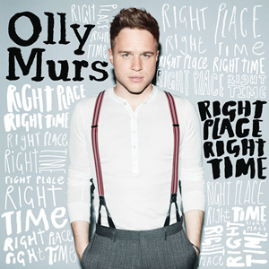 Right Place Right Time by Olly Murs (Dm)