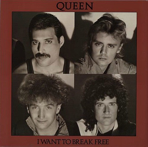 I Want To Break Free (Alt Version) by Queen (E)