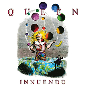 "Innuendo (short version 2'10"" duration) by Queen (Em)"