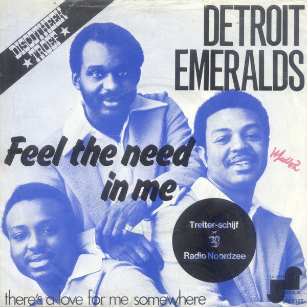 Feel The Need by Detroit Emeralds (F#)