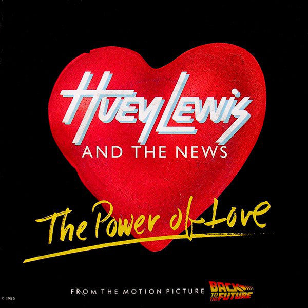 Power Of Love by Huey Lewis And The News (C)