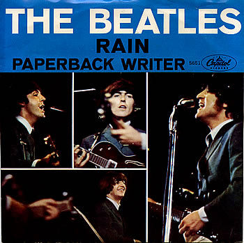 Rain by The Beatles (G)