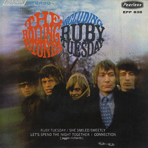Ruby Tuesday by The Rolling Stones (C)