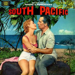 I'm Gonna Wash That Man Right Out Of My Hair from South Pacific (E)