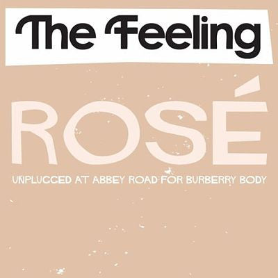 Rose by The Feeling (F#m)