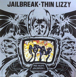 Jailbreak by Thin Lizzy (F)
