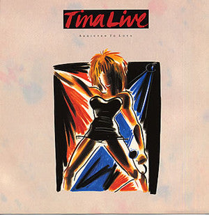 Addicted To Love by Tina Turner (B)